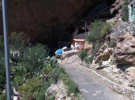Casa Cueva Manuel y María, El Juncal