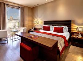 فندق أوليفيا بلاثا