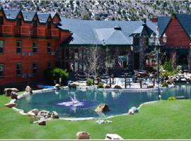 The Resort on Mount Charleston, Mount Charleston
