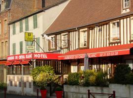 Auberge Du Cheval Blanc, كريفكير-أون-اوجيه