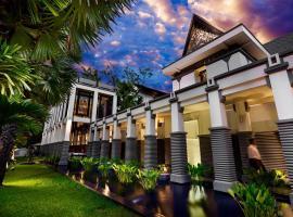 新加坡玛尼吴哥酒店