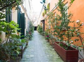 Mouffetard - Rue du Fer À Moulin Edenoz