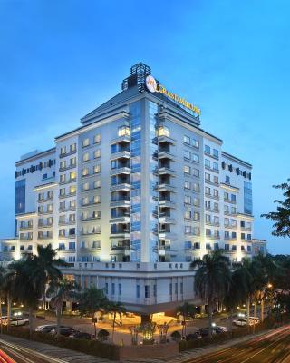 棉兰安卡沙马哈塞普塔美爵酒店