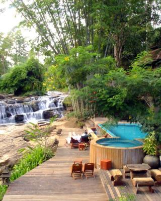 苏坎塔拉瀑布度假酒店和Spa中心