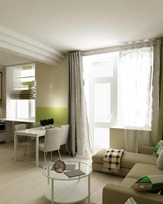 Alpha Apartments on Teatralnaya