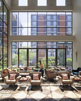 是拉差阳台庭院公寓式酒店及服务式公寓