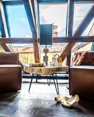佩斯特布达酒店 - 设计和精品