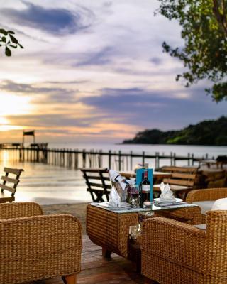 库德岛天然海滩度假酒店