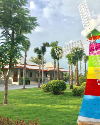 三竹科林丁艾塔万度假旅馆