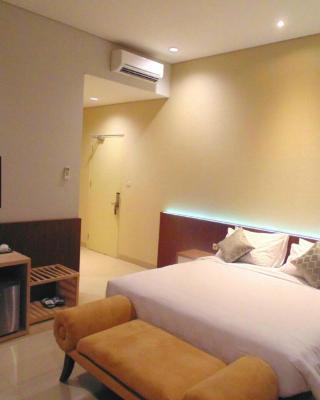 泗水市中心MOSCHA酒店