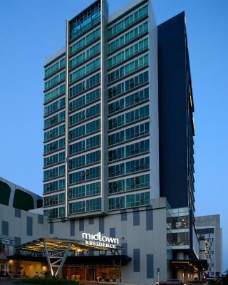 泗水中城区住宅马福尔市酒店