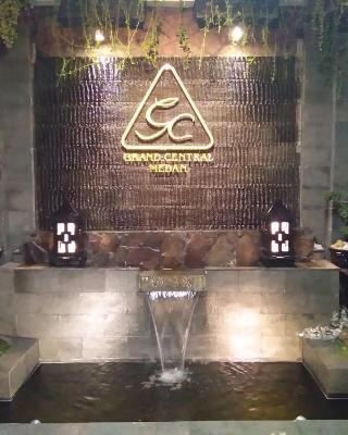 棉兰大中央酒店