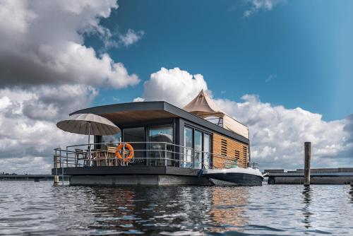 Hausboot Möwe