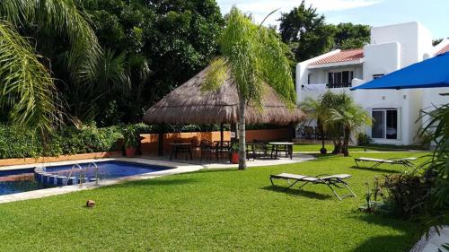 索尔墨西哥海滩住宿加早餐旅馆