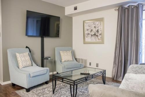Modern Upscale Private Rooms