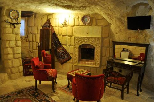 天然洞穴旅馆