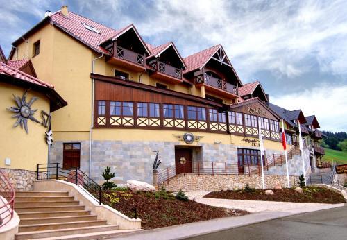 扎罗特科别墅及温泉度假村