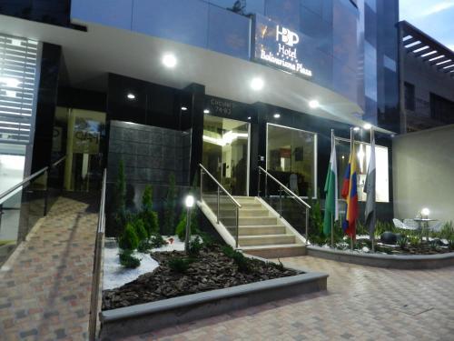 Hotel Bolivariana Plaza