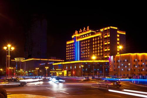 家庭酒店  中国 吉林 延吉最好的家庭酒店    延边白山大厦  这家住宿