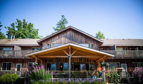 Kiwi Cove Lodge