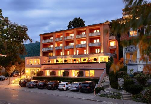 罗曼蒂克安西住所酒店