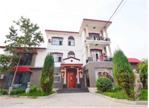 山西忻州奇村地图