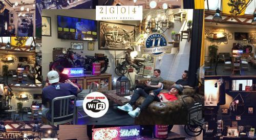 2GO4布鲁塞尔市中心品质旅舍