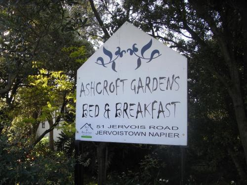 阿什克罗夫特花园住宿加早餐旅馆