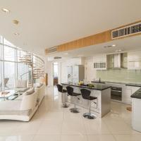 The Only Luxury Penthouse 4BRs