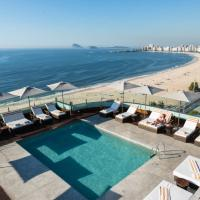 里约热内卢波尔图湾国际酒店