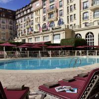 فندق باريير لو رويال دوفيل