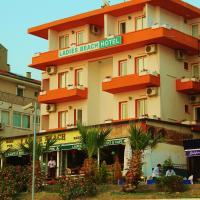 女子沙滩酒店