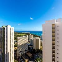 Waikiki Banyan Tower 2 Suite 3604